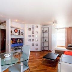 Апартаменты Apartment Nice Sukharevskaya Москва комната для гостей фото 3