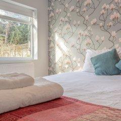 Отель Bright 1 Bedroom Flat in Finsbury Park Великобритания, Лондон - отзывы, цены и фото номеров - забронировать отель Bright 1 Bedroom Flat in Finsbury Park онлайн комната для гостей фото 3