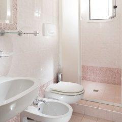 Отель Radar Римини ванная