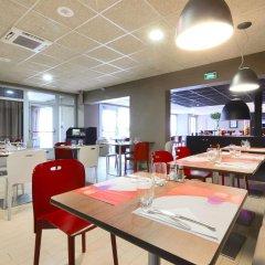 Отель Campanile Aix-Les-Bains питание