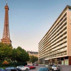 Отель Pullman Paris Tour Eiffel Франция, Париж - 1 отзыв об отеле, цены и фото номеров - забронировать отель Pullman Paris Tour Eiffel онлайн парковка