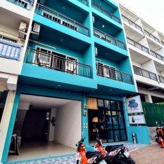 Отель Two Color Patong вид на фасад фото 2