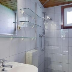 Отель Ferienpark Markgrafenheide Германия, Росток - отзывы, цены и фото номеров - забронировать отель Ferienpark Markgrafenheide онлайн ванная фото 2