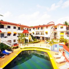 Отель Alegria - The Goan Village бассейн