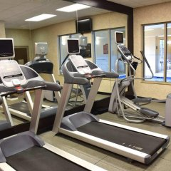 Отель Hilton Garden Inn Columbus/Polaris фитнесс-зал фото 2