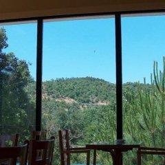 Hotel Galaroza Sierra Галароса комната для гостей фото 5
