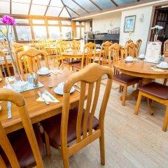 Отель Corstorphine Lodge Великобритания, Эдинбург - отзывы, цены и фото номеров - забронировать отель Corstorphine Lodge онлайн питание