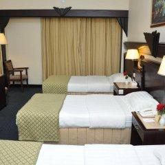 Claridge Hotel Dubai Дубай комната для гостей фото 3