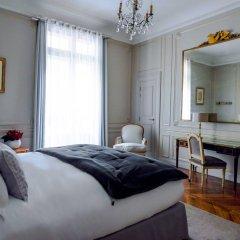 Отель Lancaster Paris Champs-Elysées Франция, Париж - 1 отзыв об отеле, цены и фото номеров - забронировать отель Lancaster Paris Champs-Elysées онлайн комната для гостей фото 3