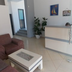 Отель Afa Албания, Ксамил - отзывы, цены и фото номеров - забронировать отель Afa онлайн интерьер отеля фото 2