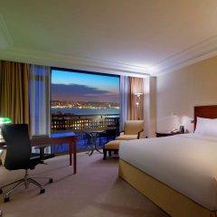 Hilton Istanbul Bosphorus Турция, Стамбул - 5 отзывов об отеле, цены и фото номеров - забронировать отель Hilton Istanbul Bosphorus онлайн комната для гостей фото 5