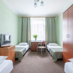 Гостиница Турист 2* Стандартный номер с 2 отдельными кроватями