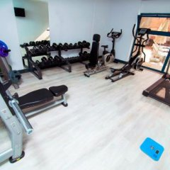 Karat Hotel Аланья фитнесс-зал фото 2