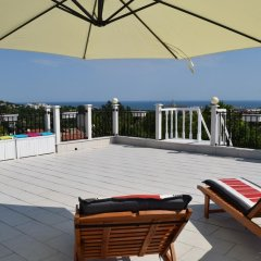 Отель Villa Rosa Dei Venti Болгария, Балчик - отзывы, цены и фото номеров - забронировать отель Villa Rosa Dei Venti онлайн бассейн