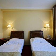 Гостиница Европа 3* Стандартный номер с двуспальной кроватью фото 12