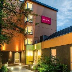 Отель Mercure Hotel Berlin City West Германия, Берлин - отзывы, цены и фото номеров - забронировать отель Mercure Hotel Berlin City West онлайн вид на фасад