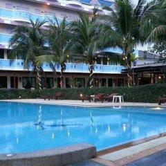 Отель Blue Carina Inn Hotel Таиланд, Пхукет - отзывы, цены и фото номеров - забронировать отель Blue Carina Inn Hotel онлайн бассейн фото 4