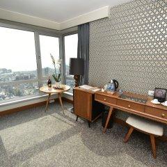 The Marmara Pera Турция, Стамбул - 2 отзыва об отеле, цены и фото номеров - забронировать отель The Marmara Pera онлайн интерьер отеля фото 2