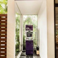 Отель Nikki Beach Resort банкомат