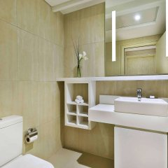 Отель DoubleTree by Hilton Dubai Jumeirah Beach ванная