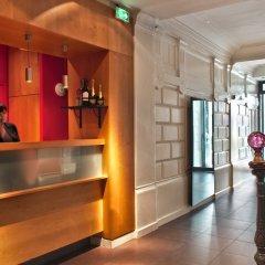 Отель Grand Hôtel Lévêque интерьер отеля фото 3