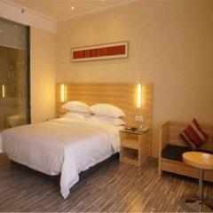 Отель City Comfort Inn Dongguan Humen Beizha Branch комната для гостей фото 2