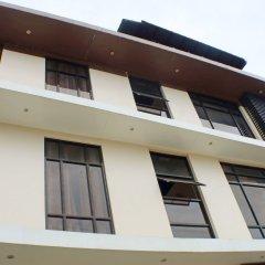 Отель Aliria Bed and Breakfast Филиппины, Тагбиларан - отзывы, цены и фото номеров - забронировать отель Aliria Bed and Breakfast онлайн балкон