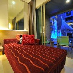 Отель The Kee Resort & Spa 4* Стандартный номер с различными типами кроватей фото 14