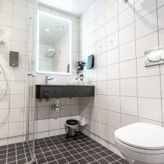Отель Thon Hotel Tromsø Норвегия, Тромсе - отзывы, цены и фото номеров - забронировать отель Thon Hotel Tromsø онлайн ванная