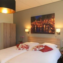 Amsterdam Teleport Hotel комната для гостей фото 5