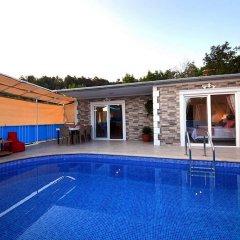 Villa Tamer Турция, Патара - отзывы, цены и фото номеров - забронировать отель Villa Tamer онлайн бассейн фото 2