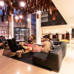 Radisson Blu Hotel, Paris Boulogne Булонь-Бийанкур интерьер отеля