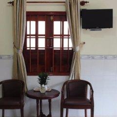 Отель Hoa Nhat Lan Bungalow удобства в номере