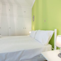 Апартаменты Comfy Apartment in Acropolis Area комната для гостей фото 2