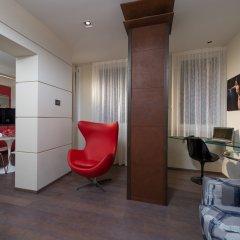Отель Art Hotel Commercianti Италия, Болонья - отзывы, цены и фото номеров - забронировать отель Art Hotel Commercianti онлайн комната для гостей фото 3