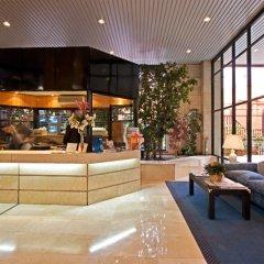Отель Espahotel Plaza Basilica Мадрид гостиничный бар