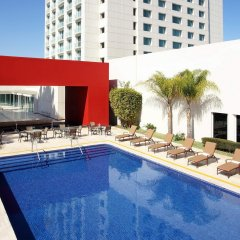 Отель Marriott Tijuana бассейн фото 3