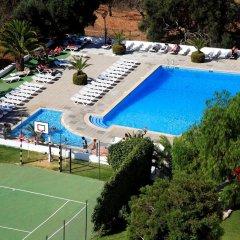 Janelas Do Mar Hotel спортивное сооружение