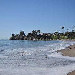 Отель The Eagle Inn пляж
