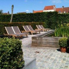 Отель Montanus Бельгия, Брюгге - отзывы, цены и фото номеров - забронировать отель Montanus онлайн бассейн фото 2