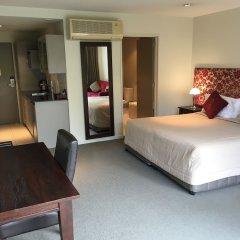 Отель Parkview On Hagley комната для гостей фото 3