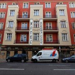 Hotel Europa City фото 2