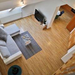 Отель Wenceslas Square Duplex by easyBNB в номере