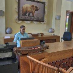 Отель Xeliter Golden Bear Lodge Пунта Кана интерьер отеля