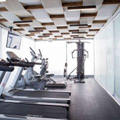 Отель Wyndham Grand Athens фитнесс-зал