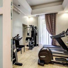 Hotel dei Quiriti Suite фитнесс-зал
