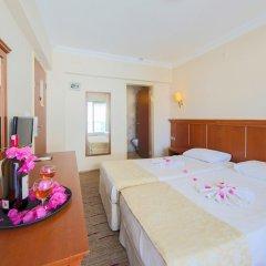 Moda Beach Hotel Турция, Мармарис - отзывы, цены и фото номеров - забронировать отель Moda Beach Hotel онлайн комната для гостей фото 4
