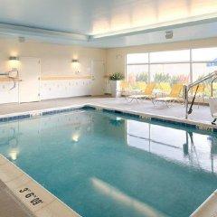 Отель Fairfield Inn & Suites by Marriott Columbus Dublin бассейн