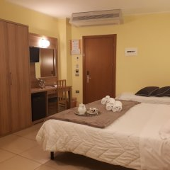 Отель La Ninfea Италия, Монтезильвано - отзывы, цены и фото номеров - забронировать отель La Ninfea онлайн комната для гостей фото 5