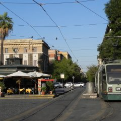 Отель MyPad in Rome спортивное сооружение